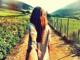 Follow me, I know the way