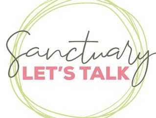 Let's Talk.