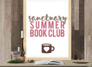 Sanctuary Summer Book Club