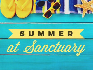 Summer at Sanctuary