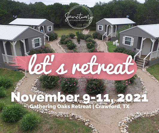 Let's Retreat 2021 - Registration NEW Fa