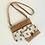 Thumbnail: Pochette Plume - Coton japonais Anasoha & Shiba
