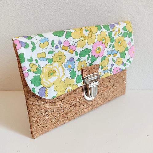 Pochette Paper - Liberty Betsy Bio Gots Mimosa