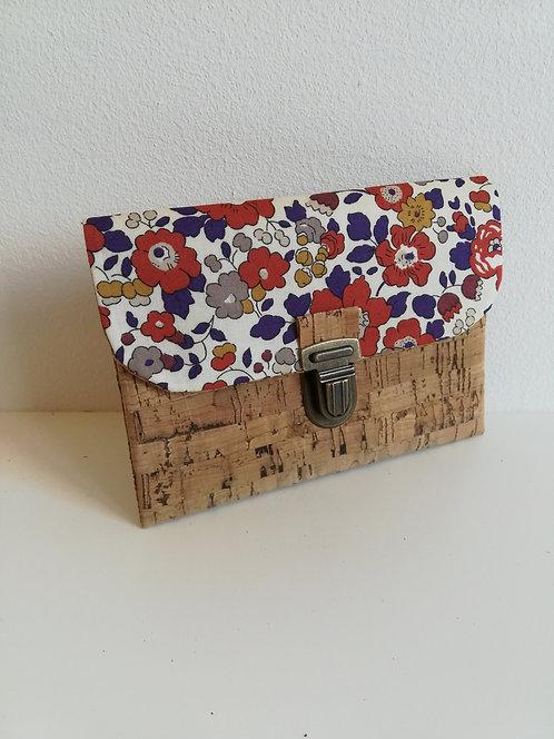 Pochette Paper - Liberty Betsy brique