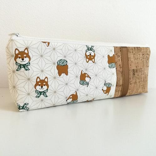 Trousse Skol - Coton Japonais Anasoha & Shiba