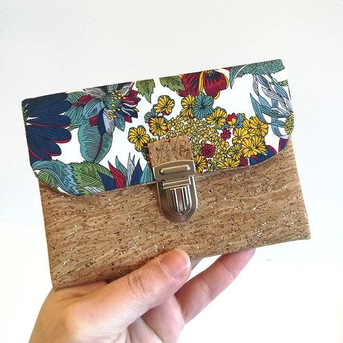 Pochette Paper - Liberty Japonais Angelica Garna