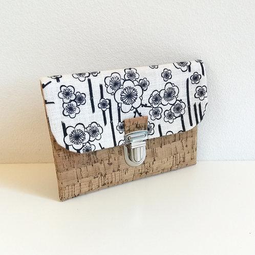 Pochette Paper - Fleurs de prunier et bambou