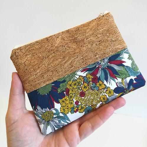 Pochette Mix Plate - Liberty Japonais Angelica Garna