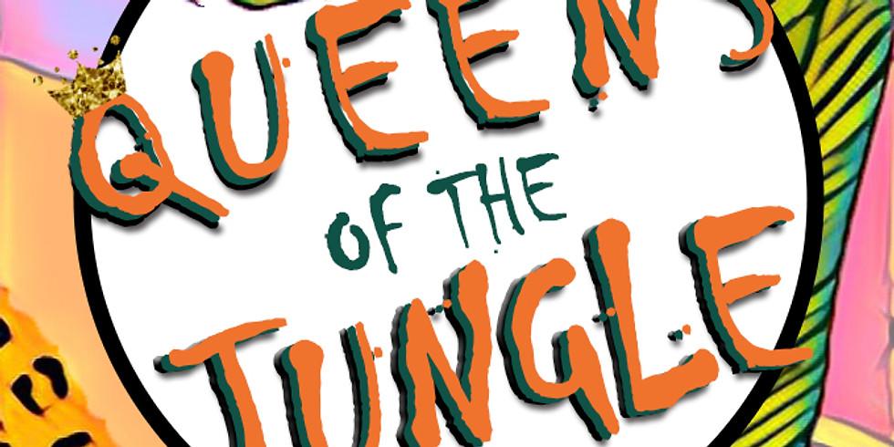 Vrouwluujzitting 2020 - Queens Of The Jungle