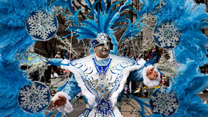 """The Leader's """"Invisible Mummer's Costume"""""""