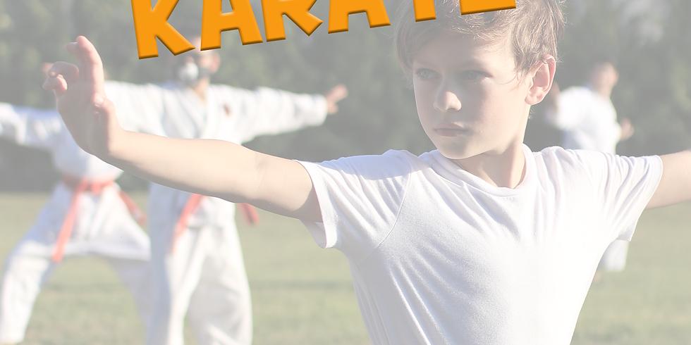 Pee-Wee Karate Trials