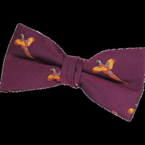 Pheasant Bow Ties gift boxed