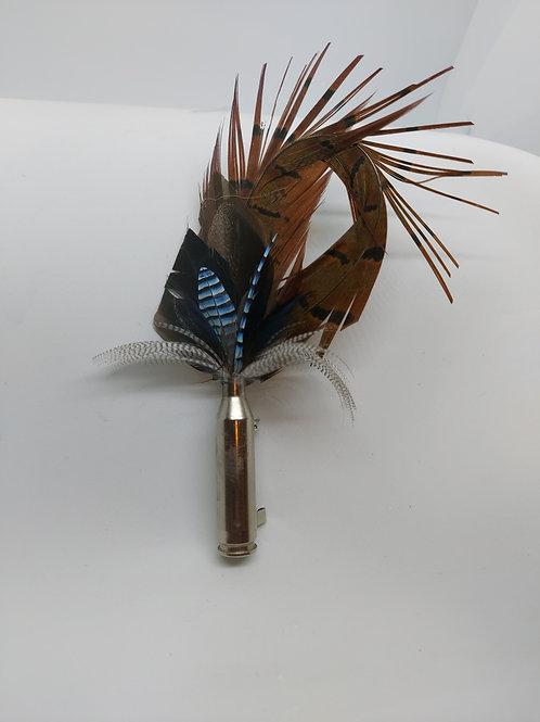 Pheasant , Jay and Mallard Pin
