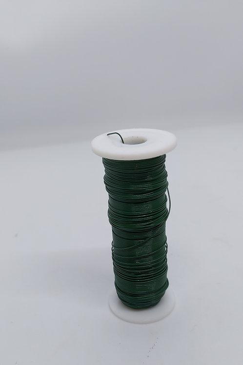 Floristry wire reel x1