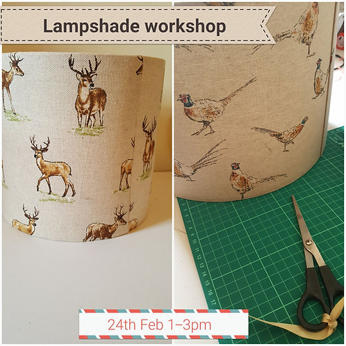 Workshop Fabric & Feather