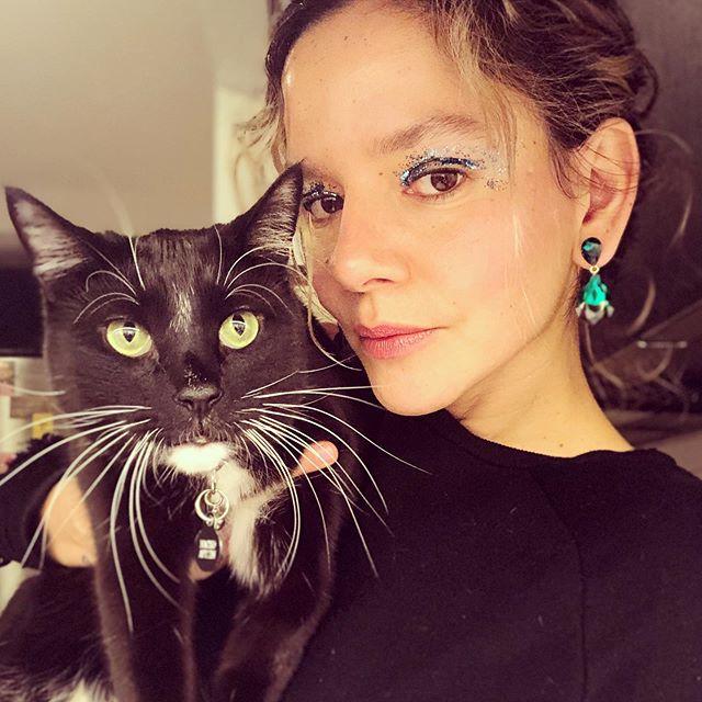 Gloria Maquillada con Nacho