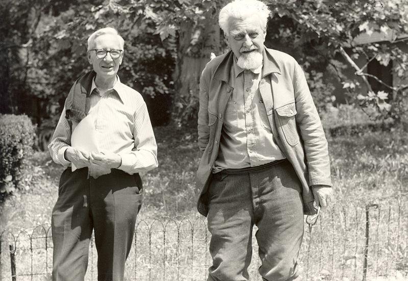 Archivo:Lorenz and Tinbergen1.jpg