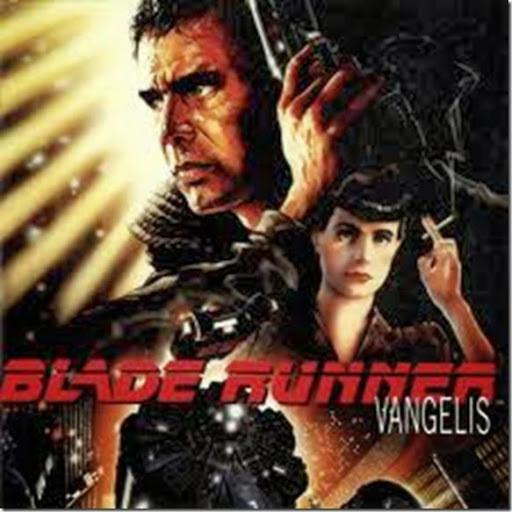 Otro Afiche de Blade Runner