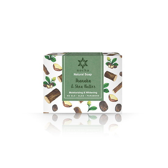 Nocha Thanaka and Shea Butter Soap