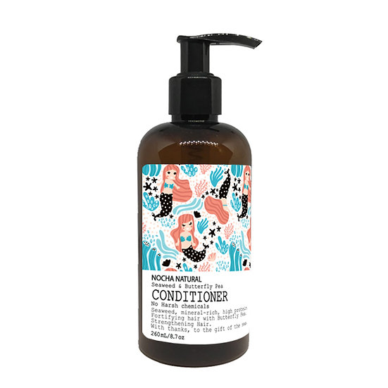 Nocha Seaweed and Butterfly Pea Conditioner
