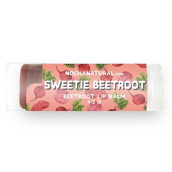 Nocha Natural Sweetie Beetroot Lip Balm