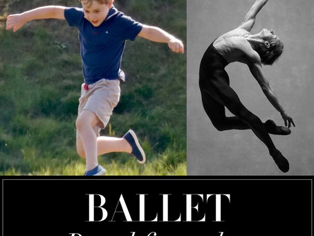 Not the first Prince to Love Ballet