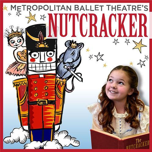 2019 Nutcracker Poster (Tabloid)