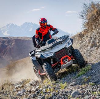Segway ATV Snarler