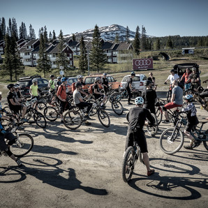 Åre Bergscyklister, onsdagscykling