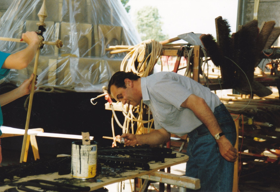 Voorbereiding Bruegel 1991.jpg