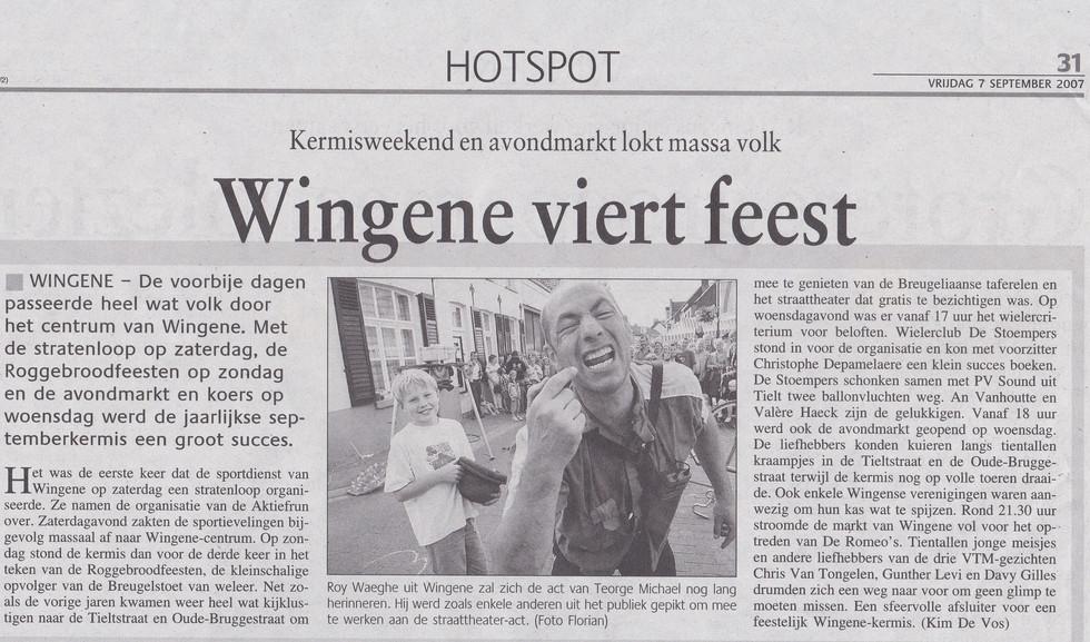 Bruegeliaanse Roggebroodfeesten 02092007