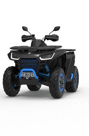 ATV Snarler 600GS -Silver/Blue L7e