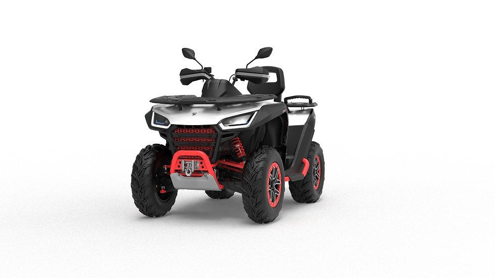 ATV Snarler AT6L - L7e - Full Option