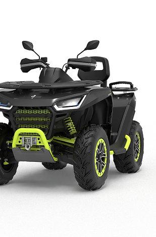 ATV Snarler 600GL - Black/Yellow L7e