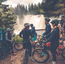 Onsdagscykling Åre Bergscyklister