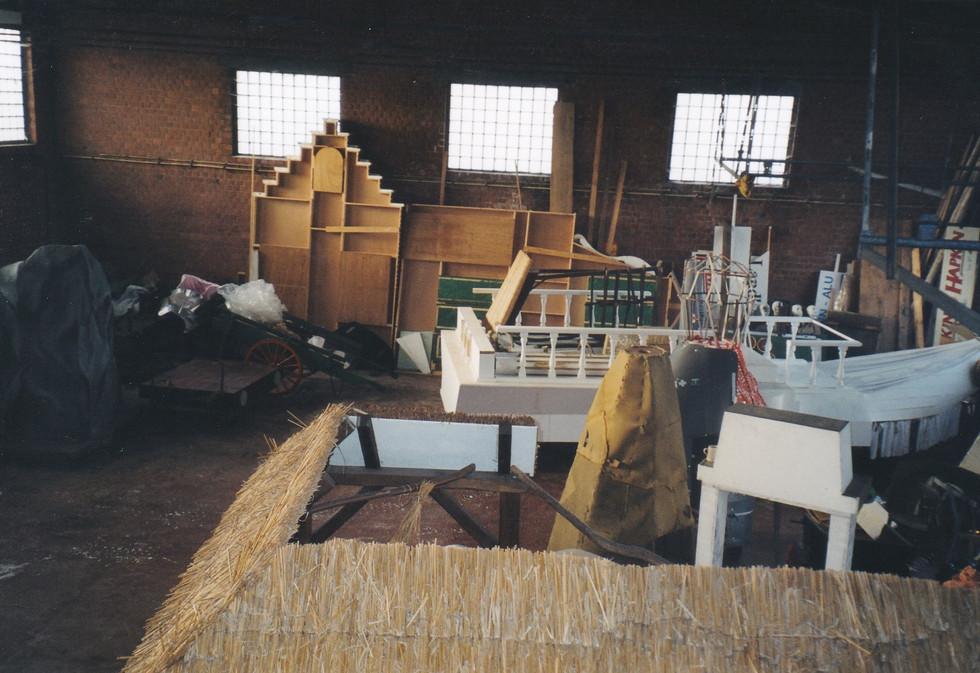 Ommegang en Hoppestoet Poperinge 2003.jp