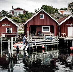 Havstenssund - underbar liten kustby!