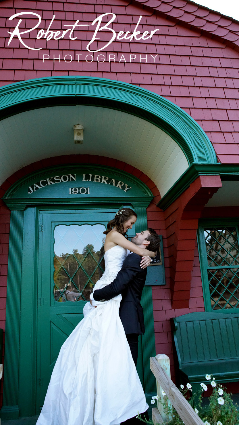 Jackson NH wedding photographers