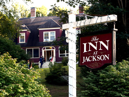 Wedding at The Inn at Jackson