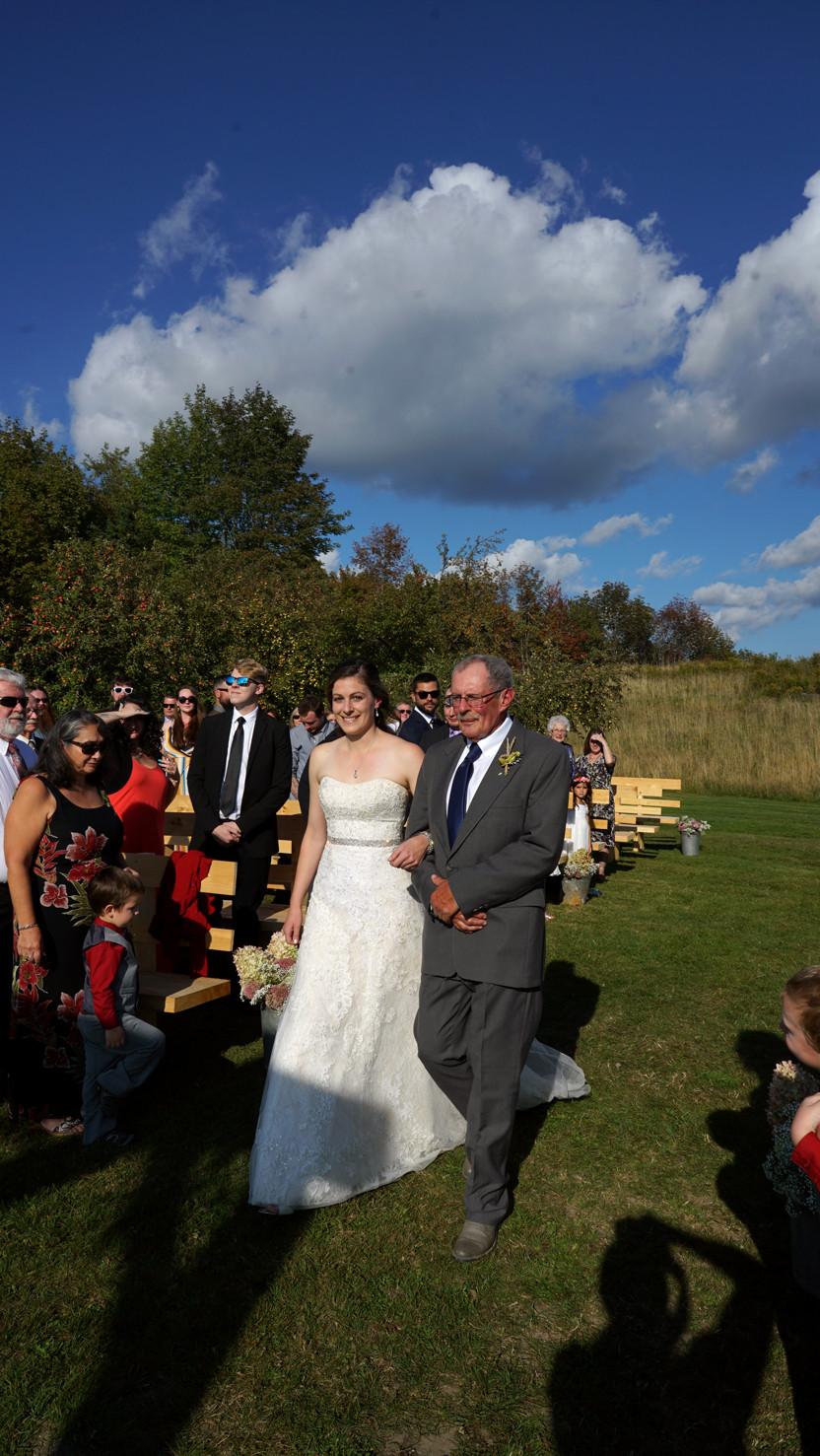 Newport Vermont wedding photographer