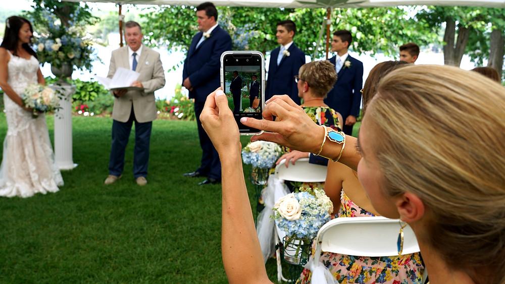 Mill falls weddings