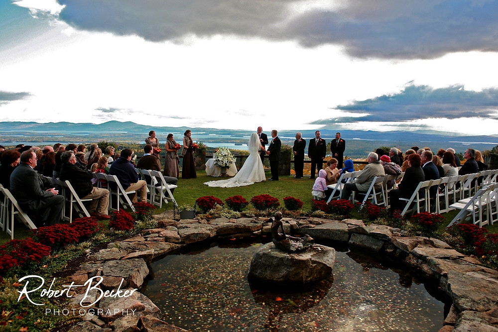 Castle In the Clouds wedding photographers