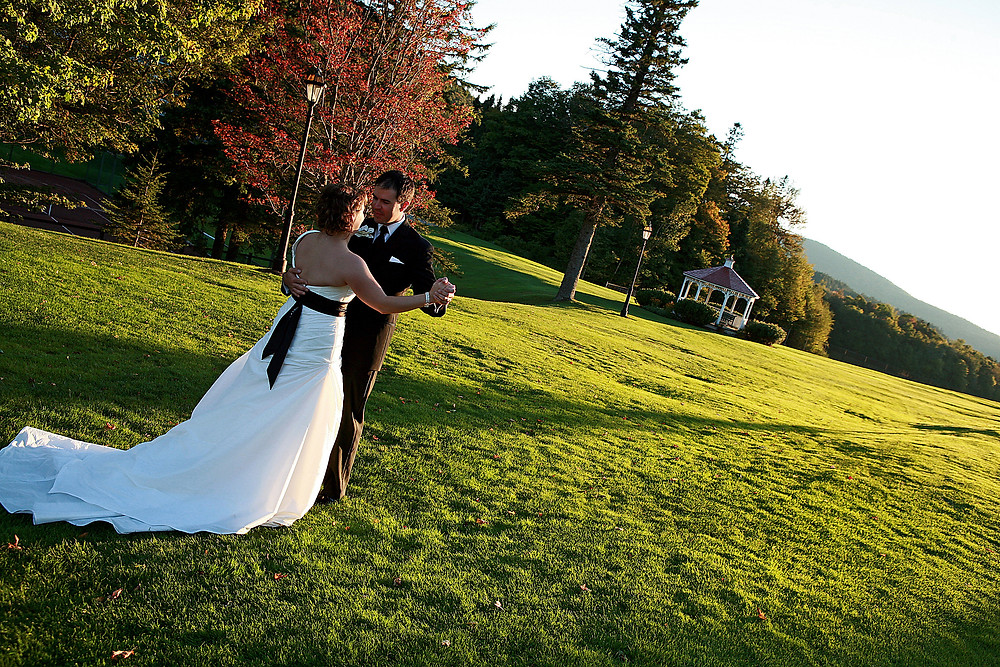The Balsams Grand Resort Hotel wedding photographer