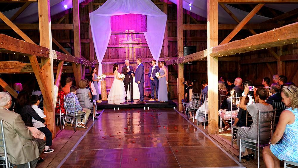 Newport Vermont wedding photographers