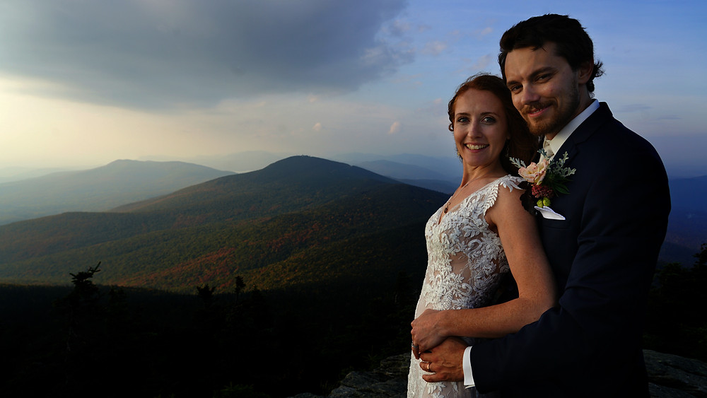Killington wedding photographer