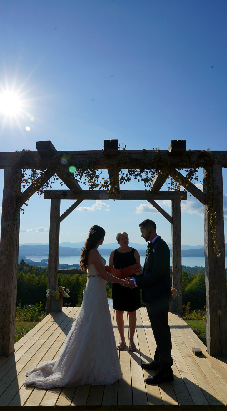 The barn at top of the world wedding photographer