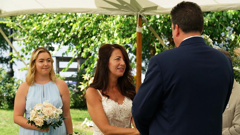 wedding photographers in Meredith