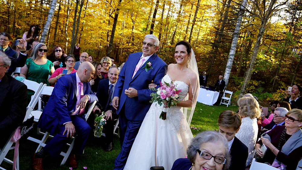 Eagle Mountain House jackson NH weddings