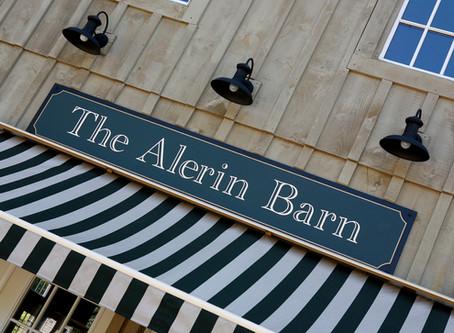 Weddings at The Alerin Barn