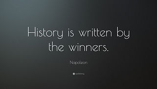 5136-Napoleon-Quote-History-is-written-b